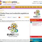 Otra forma de seguir la Eurocopa 2012