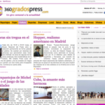 Buscamos comercial para publicaciones periódicas digitales y tradicionales