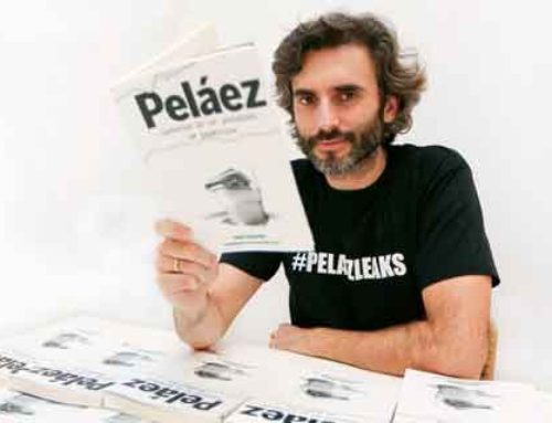 Peláez, historias de un periodista de provincias