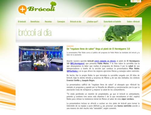 Asociación Más Brócoli