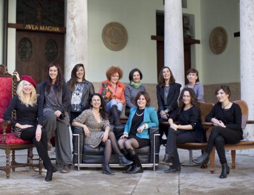 Gabinete de prensa colectivo 'Objectives' de mujeres fotoperiodistas