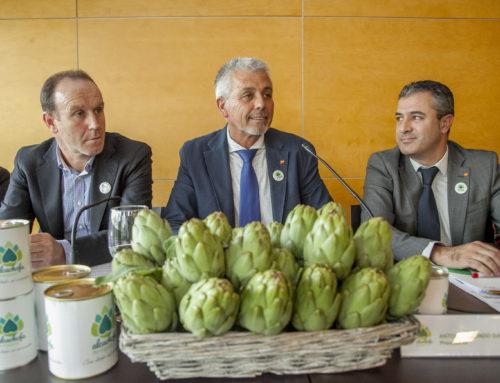Campaña de comunicación Alcachofa de España