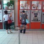 Las máquinas vending apuestan por los productos saludables