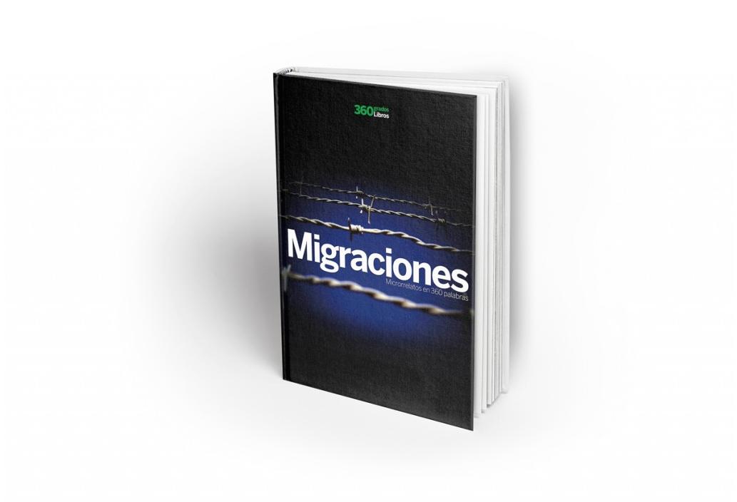 Migraciones libro de microrrelatos periodistas