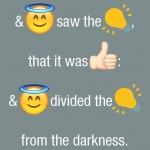 """""""La Biblia emoji"""": el libro más vendido se actualiza"""