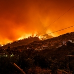 La difícil tarea de informar durante una catástrofe natural