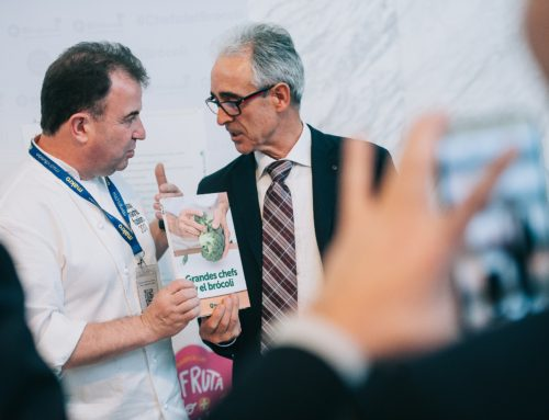 Libro 'Grandes chefs y el brócoli'