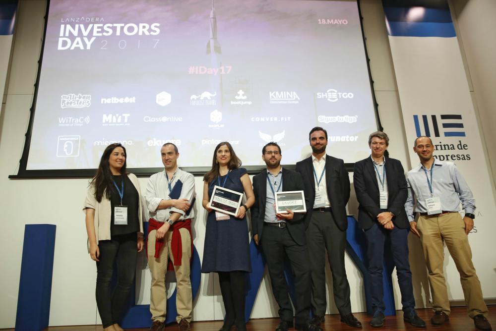 El primer fonendoscopio electrónico inalámbrico ha sido premiado como Proyecto más Innovador en el Investors Day de Lanzadera