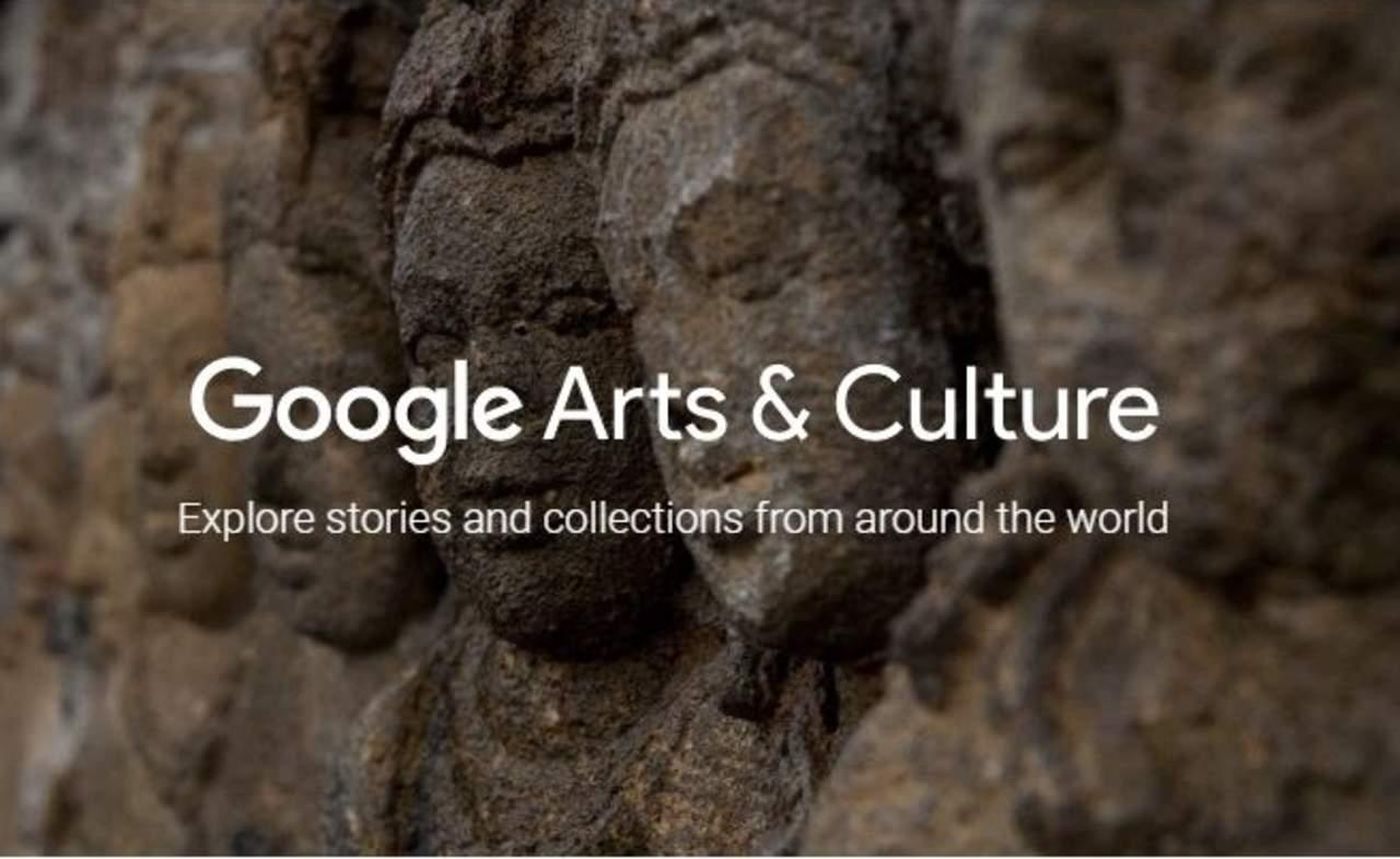 Viajar en el tiempo desde el año 200 a.c hasta la actualidad es posible si accedes al nuevo site, presentado por el Instituto Cultural de Google.