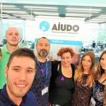La empresa de servicio asistencial Aiudo colabora en la reinserción de mujeres víctimas de violencia de género
