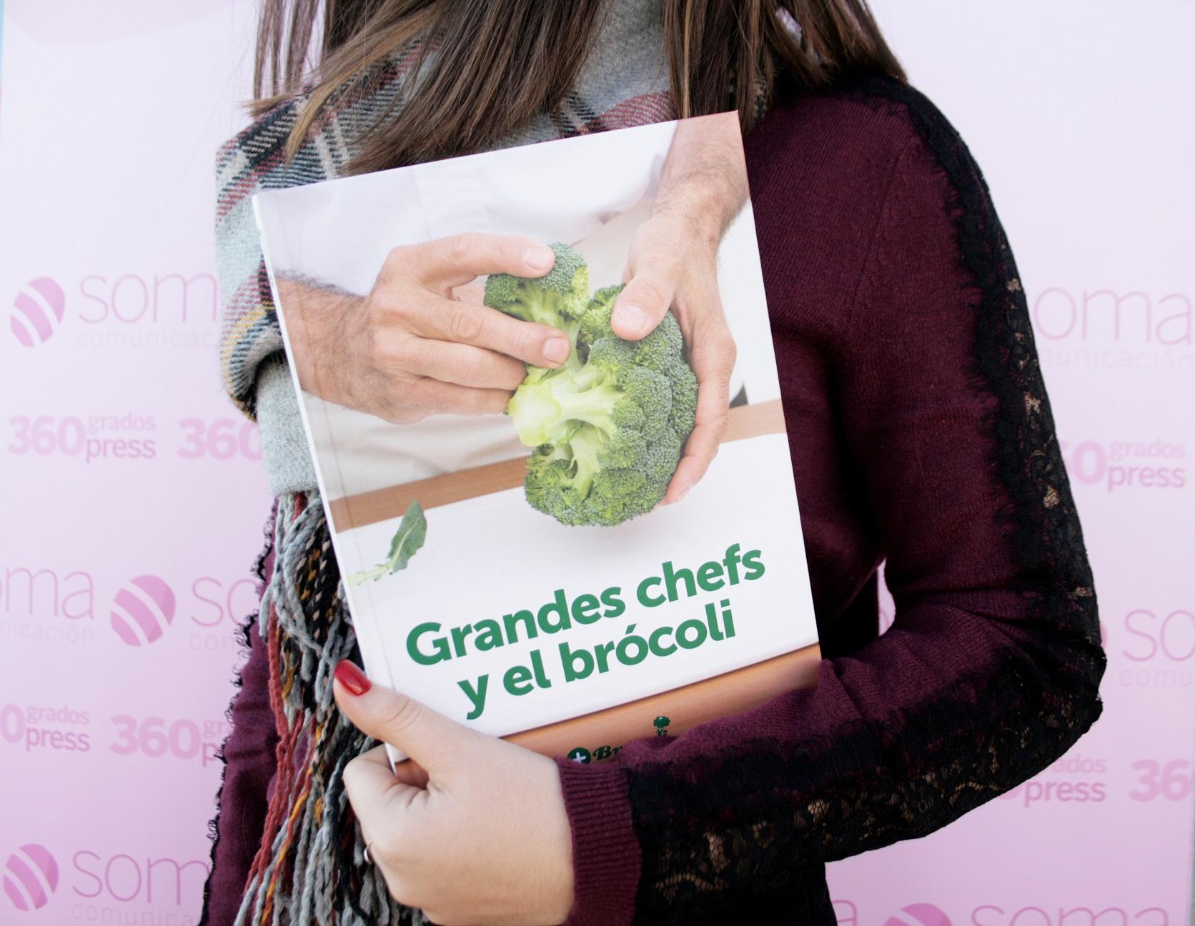Grandes chefs y el brócoli