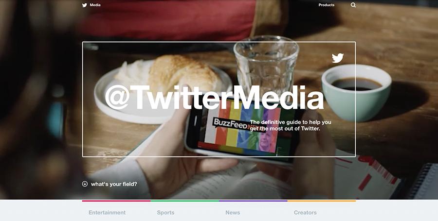 """Twitter Media: la nueva """"guía"""" para los editores"""