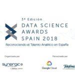Los Data Science Awards Spain 2018, un verdadero trampolín para los periodistas del futuro