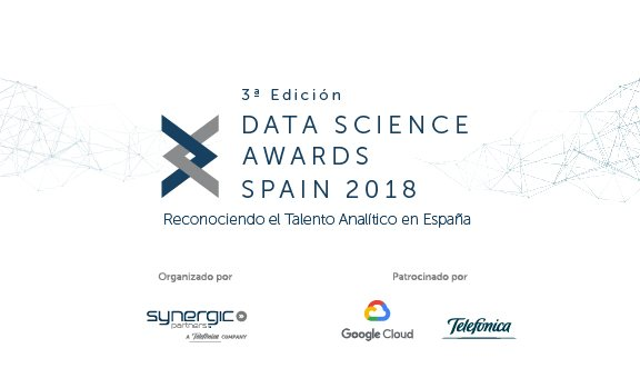 data science awards spain