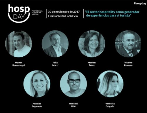 Evento #hospDay en Barcelona