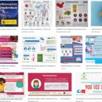 Coronavirus y fuentes informativas