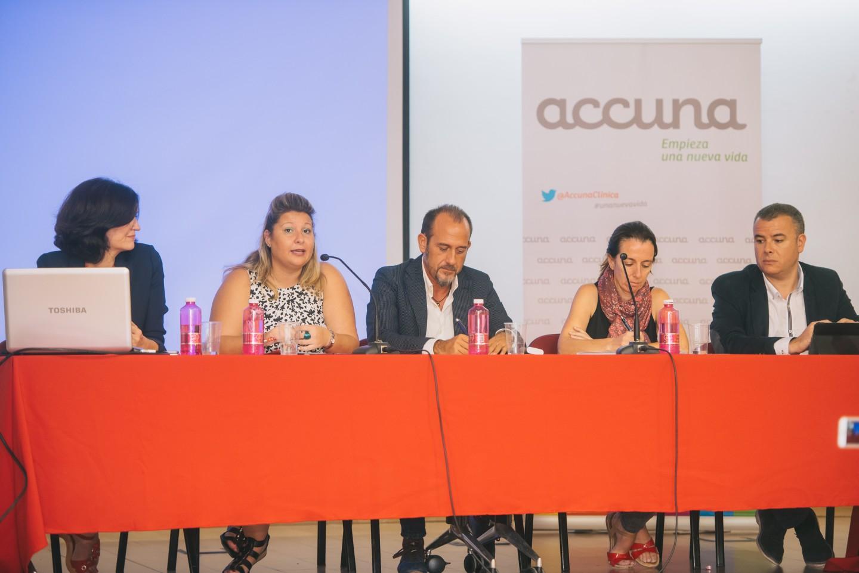 Jornadas organizadas por ACCUNA sobre la fertilidad femenina