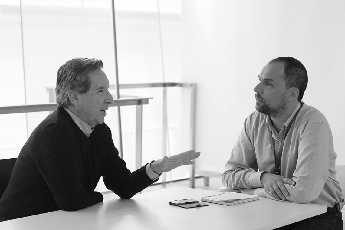 Entrevista de 360 Grados Press a Iñaki Gabilondo