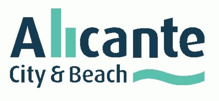 logo alicante city and beach
