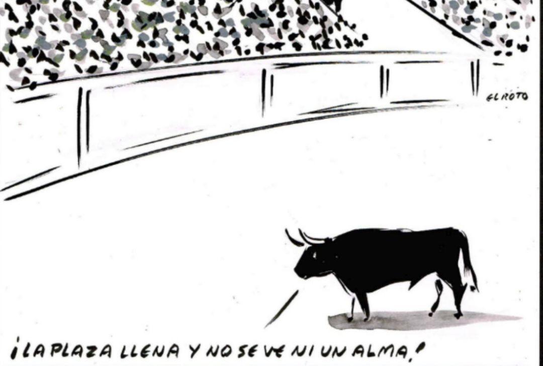 Viñeta de El Roto para El País